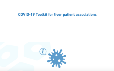 COVID-19: Communications toolkit for liver patient organisations