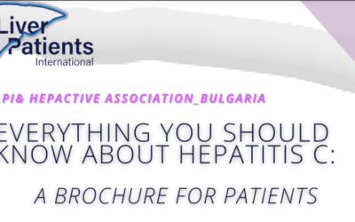 HepC : a brochure for patients
