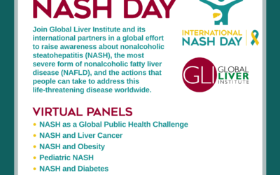SAVE THE DATE: 10th June 2021_ International NASH Day 2021 by GLI